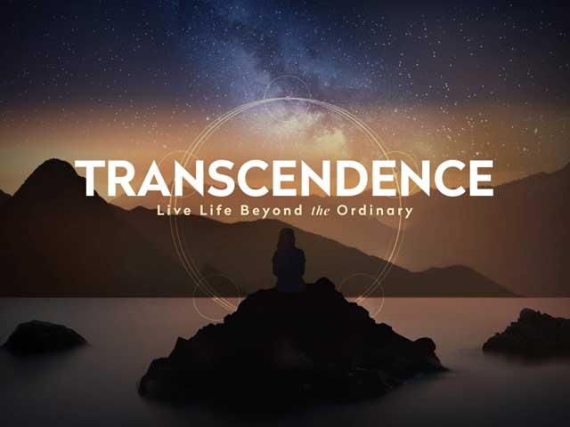 Transcendence-meditacion